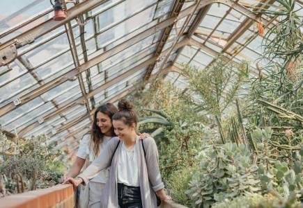 Ola i Weronika: Rośliny