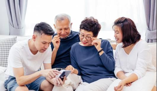 Rodzina w kieszeni – grupa rodzinna w aplikacji WeChat