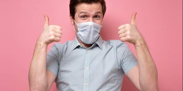 Nierealistyczny optymizm wobec zagrożeń związanych z epidemią koronawirusa